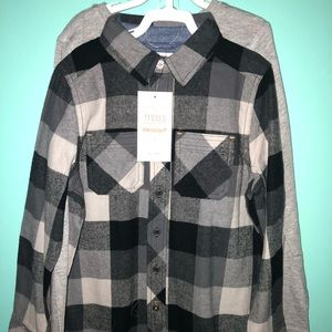 Other - NWT Boys Fall Flannel And long sleeve shirt